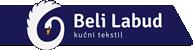 Beli Labud Tekstil Logo